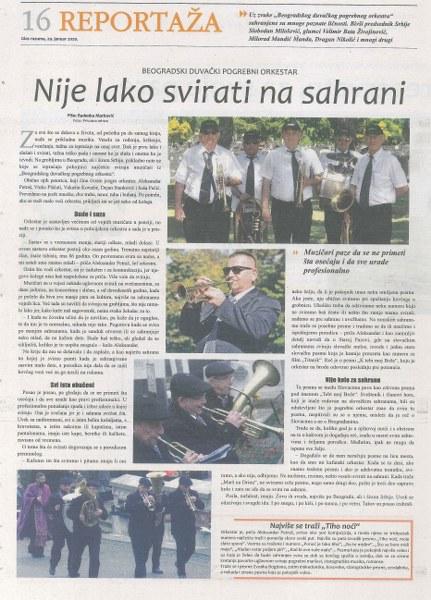 Beogradski duvački pogrebni orkestar Beogradski glas 0004_431x600