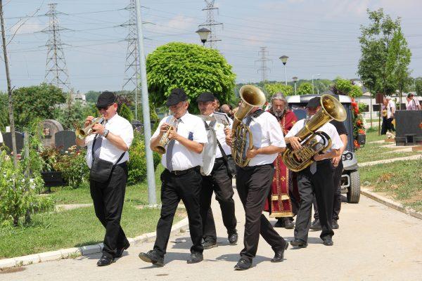 Muzika za sahrane
