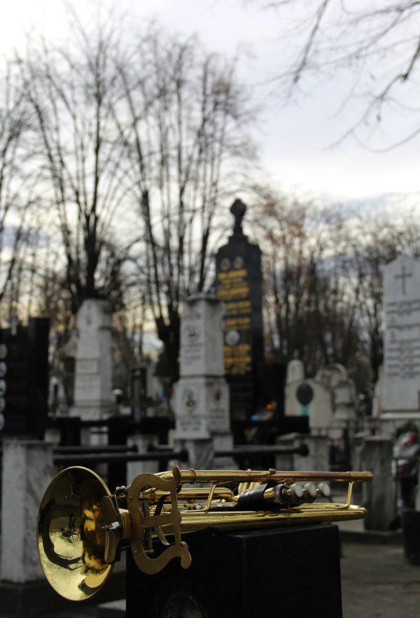 Solo truba za sahranu