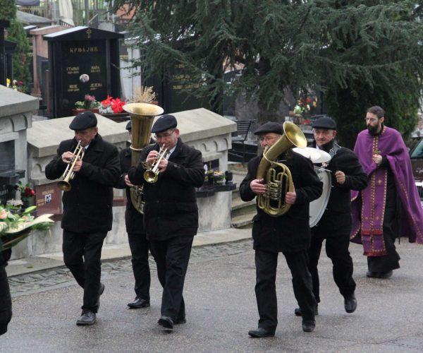 Orkestar za sahrane trubači Beograd