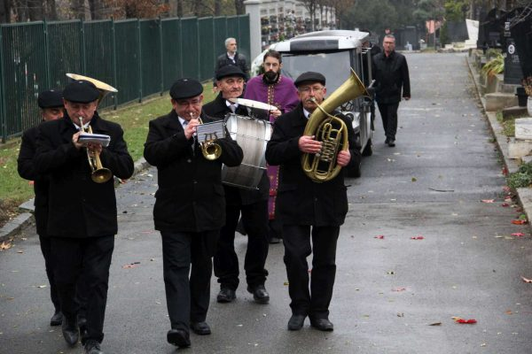 beogradski pogrebni orkestar