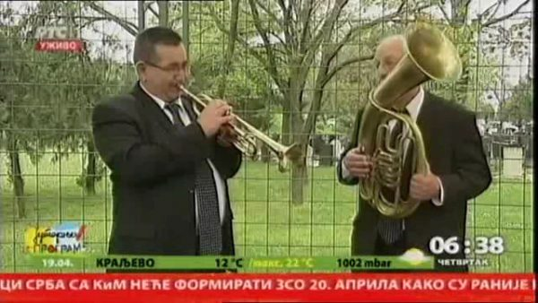 Pogrebni orkestar na RTS 19.04.2018.0697