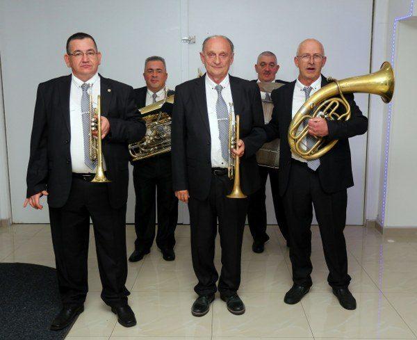 Pogrebni orkestar za sahrane